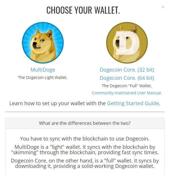 Find a wallet